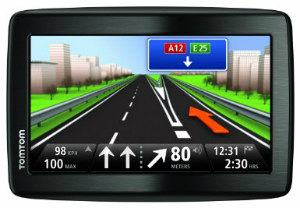 Review TomTom135 via