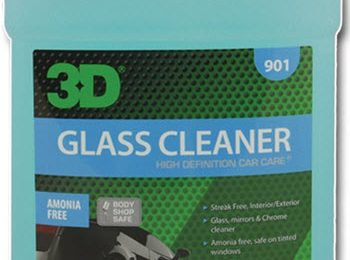 3D Ready Mix Alcohol Based Glass Cleaner