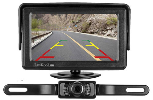 LeeKooLuu Backup Camera