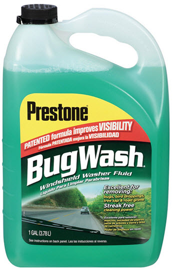Prestone Windshield Washer Fluid Review