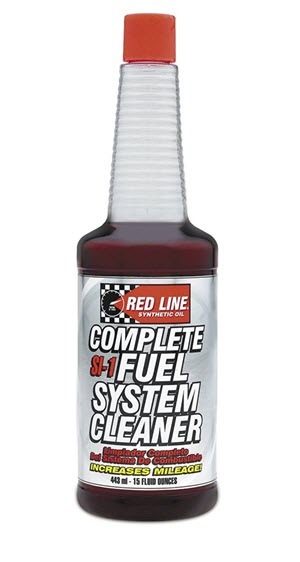 Red Line SI-1 Fuel Injector Cleaner